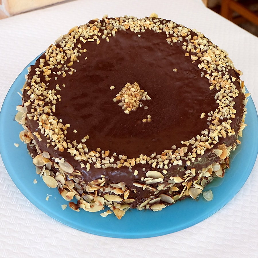 tarta chocolate